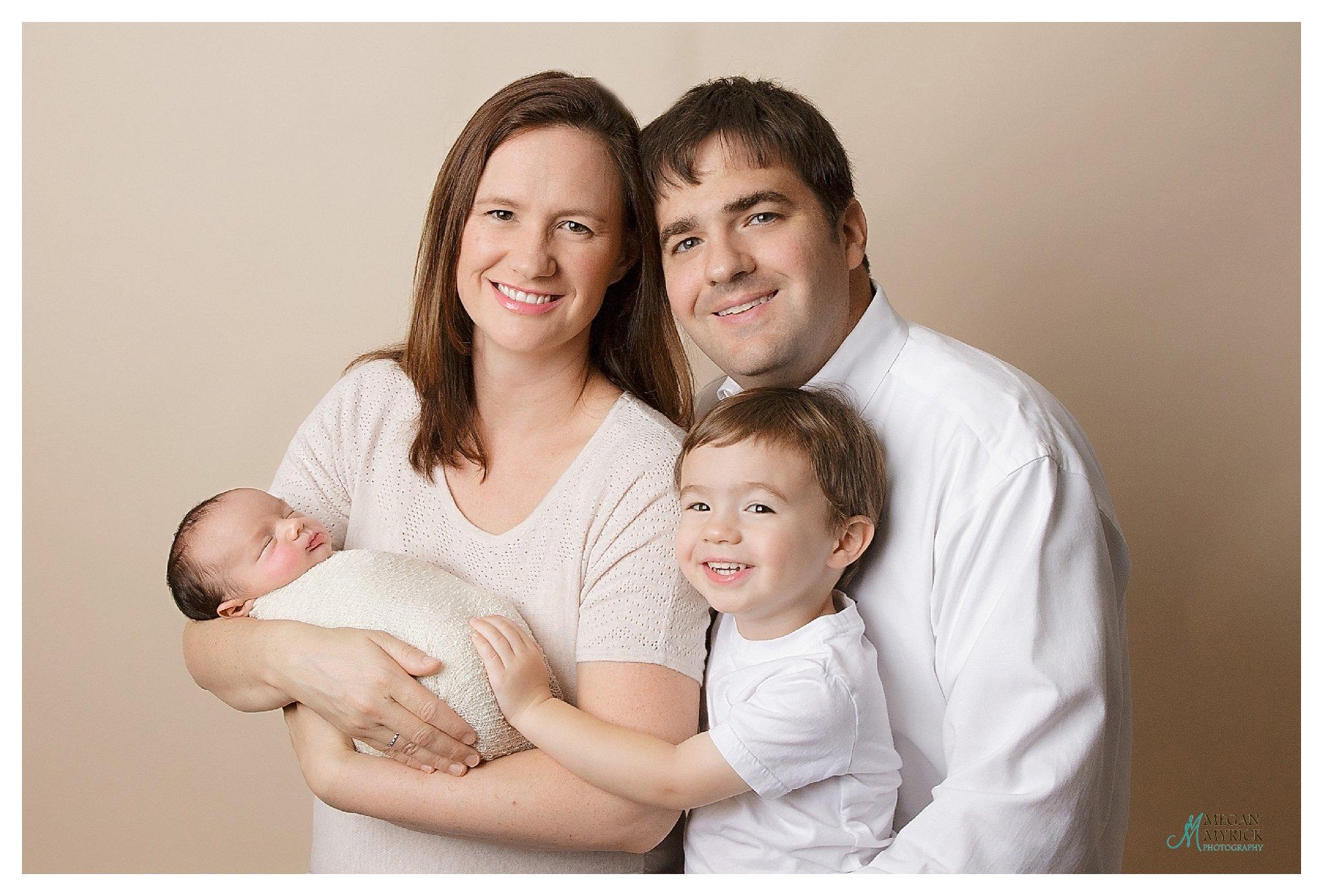 Megan Myrick Photography | www.meganmyrickphotography.com | Richmond Hill Newborn Photographer